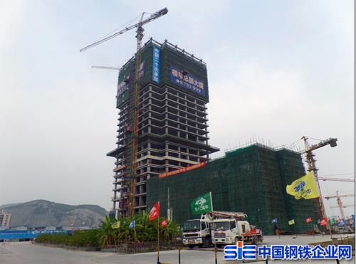 超高层建筑工程安全文明施工组织设计#全现浇框架结构