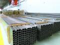 宝钢型钢精密型材RF500生产线累计发货量突破五万米