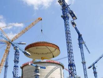 广西防城港1#高炉进入安装 500平方米烧结项目开工
