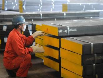 沙钢集团东北特钢公司开辟绿色通道保供口罩机用钢