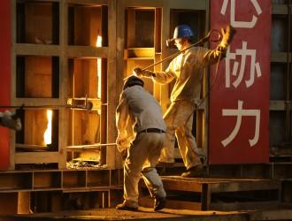 汉钢公司炼钢石灰消耗创历史最好水平